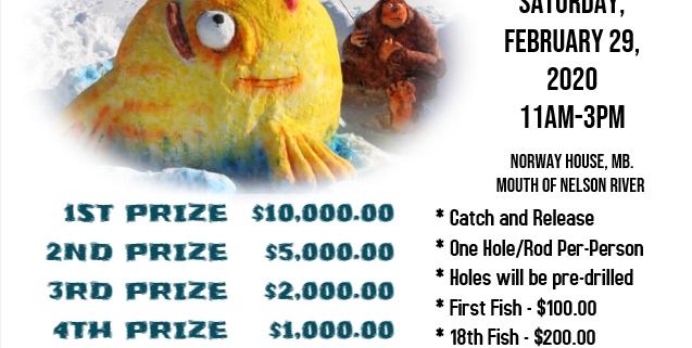 SasquatchIce Fishing 2020